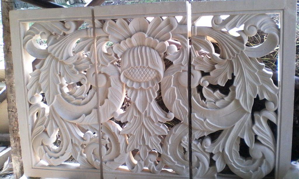 Relief Ukir Dinding Klasik